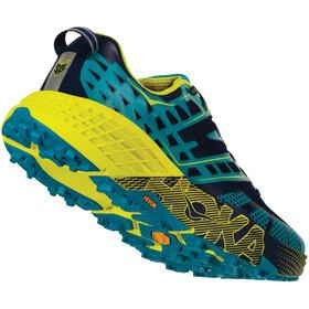 Hoka One One Speedgoat 2 Running Shoes Men caribbean sea/blue depths